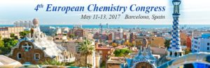 4th European Chemistry Congress @ TRYP Barcelona Apolo Hotel