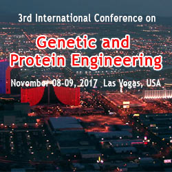 3rd International Conference on Genetic and Protein @ Hampton Inn Tropicana | Las Vegas | Nevada | United States