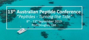 13th Australian Peptide Conference @ Oaks Resort Port Douglas