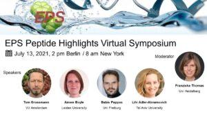 1st EPS Peptide Highlights Virtual Symposium @ Virtual Symposium